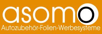asomo Autozubehör-Folien-Werbesysteme-CarStyling-Logo