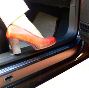 Lackschutzfolie passend für BMW 2er GranTourer F46 Lackschutzfolie transparent