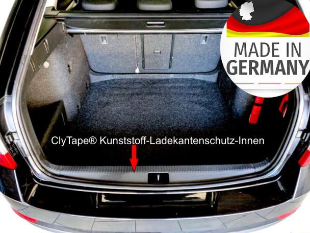 Lackschutz Folie Carbon für Stoßstange Skoda Superb III Limousine 2015
